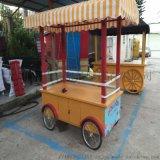 售賣車 戶外商業街耐磨小吃食品售賣車