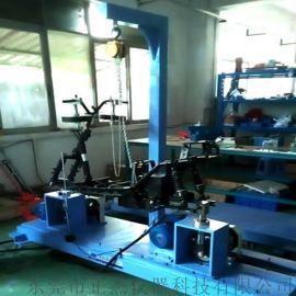 深圳车架振动台 车架前后双震动试验机现货