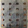 KTV热转印仿木纹铝单板 穿孔造型仿古铝单板功能