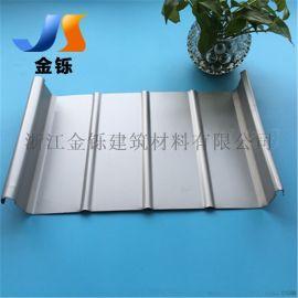 旅游集散中心 钢结构屋面铝镁锰板 铝镁锰合金屋面板