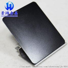 厂家201彩色不锈钢板现货  喷砂黑钛不锈钢板