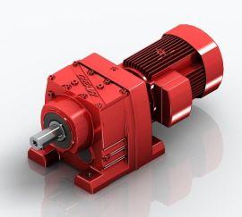 张家口减速电机,RF57减速电机,迈传立式减速机
