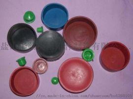 厂家直销各种规格管帽  内塞式塑料管帽等