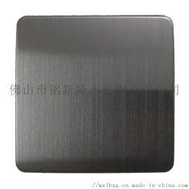 304彩色不锈钢板黑钛不锈钢板厂家直销