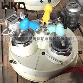 XPM三头研磨机图片 实验研磨机设备 粉碎机厂家