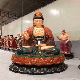 昌东树脂彩绘观音菩萨佛像,玻璃钢观音菩萨生产厂家
