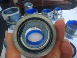 包塑金属软管接头/φ20