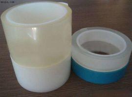 PET 手机玻璃自动排气双层 硅胶保护膜 耐高温不残胶保护膜