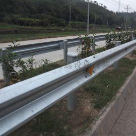 Q235国标材质波形护栏 高速公路防撞护栏江门厂家