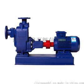 沁泉 离心式自吸泵,50ZW15-30无堵塞排污泵