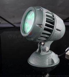 景观灯户外投射灯 照树灯,LED聚光灯泛光灯