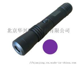 HX-YG02E紫色匀光勘察手电