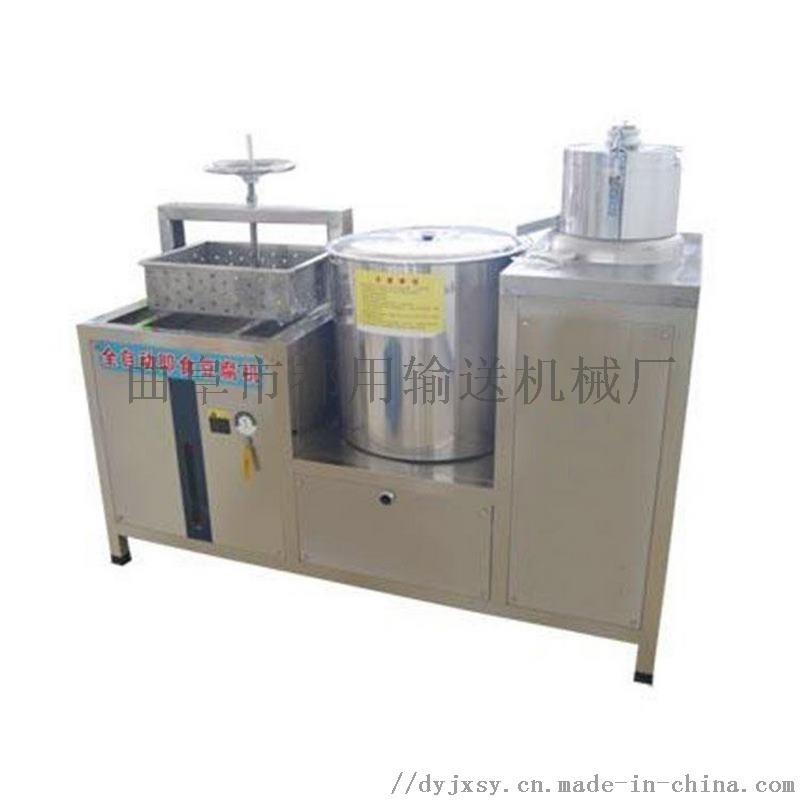 家用磨豆腐机 节省人工高产豆腐皮机器 利之健食品
