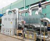 沸石轉輪+催化燃燒設備