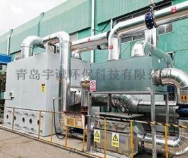 沸石转轮+催化燃烧设备