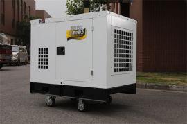 40KVA三相四线柴油发电机