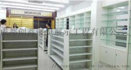 厂家生产成都药房展柜,药店展柜,药房药店货架定做