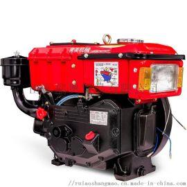 7.6hp单缸柴油机 常美R180水冷农用柴油机