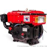7.6hp單缸柴油機 常美R180水冷農用柴油機