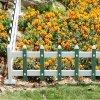 花卉園林圍欄@城區兩側草坪護欄@草坪護欄顏色選擇