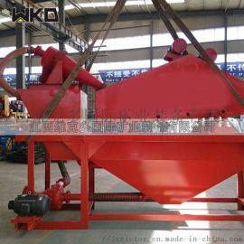 广东细沙回收机 细沙回收机如何安装 矿用脱水筛