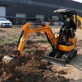 全新液壓小挖機 山區果園小型挖掘機 多功能挖機