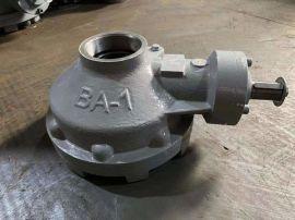 閥門傘齒輪箱 閥門齒輪箱驅動裝置BA