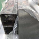 黑鈦金不鏽鋼扁管,304不鏽鋼黑鈦金扁管