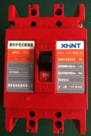 湘湖牌LUGM6L-100/3P-16A断路器检测方法