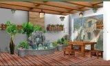 雨沫室內景觀雕塑設計