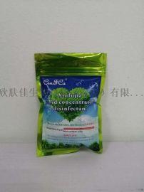 固體濃縮型消毒劑