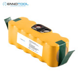 適用14.4V艾羅伯特掃地機器人鎳氫電池500