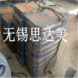 碳钢板切割下料,钢板切割轴承座,厚板零割法兰