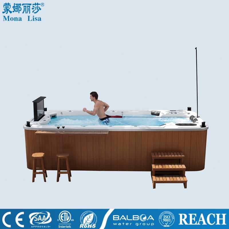 武汉家用安全泳池-一体式泳池安装-温泉水疗泳池