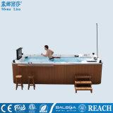 武漢家用安全泳池-一體式泳池安裝-溫泉水療泳池
