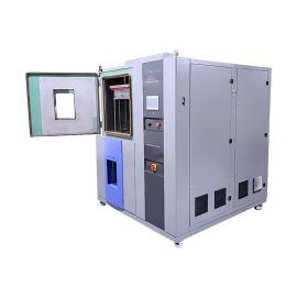 液晶屏可程式冷热冲击试验箱,风冷型高低温冲击试验箱