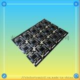 沉金pcb_中雷電子安防監控攝像機PCB