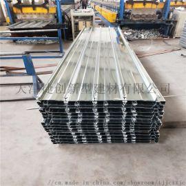 YXB40-185-740闭口型楼承板 组合楼承板