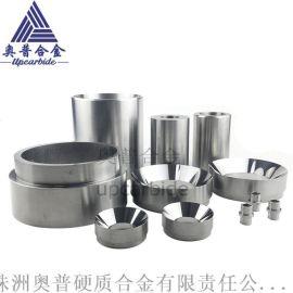 高硬度耐磨硬质合金圆环套筒 钨钢筒 钨钢轴套