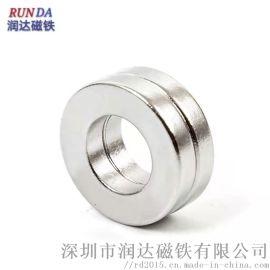 东莞沉孔磁铁 直孔强力磁铁 方形双沉孔强力磁铁