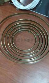 不锈钢90度一体激光圆弧装饰线条收边条