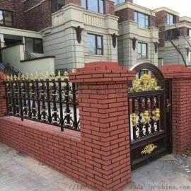 保定铝艺围墙大门楼梯栏杆专业制造厂家