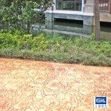 混凝土壓模 混凝土壓模地坪 彩色混凝土壓模