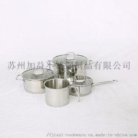 国际代工JY-NP系列不锈钢炊具套装