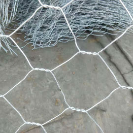 热镀锌石笼网 河道治理铅丝石笼 护坡护岸格宾网挡墙