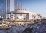 杭州商場設計公司,賣場空間設計,領賢設計