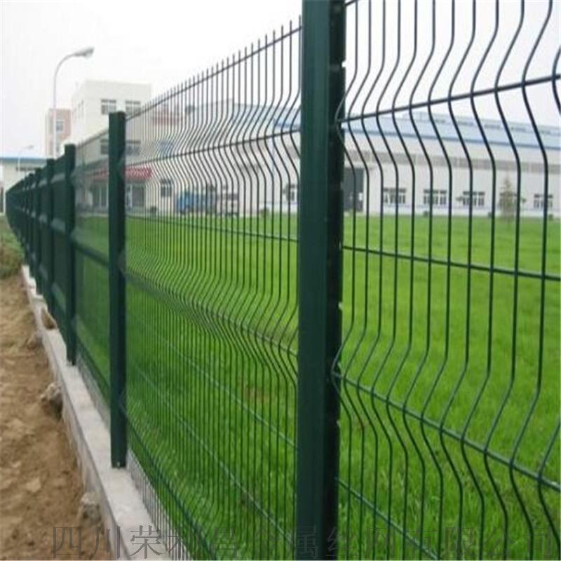 四川车间隔离网。成都机场隔离网。隔离护栏网厂家