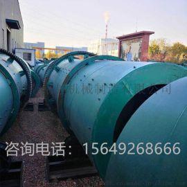 有机肥生产线设备转鼓造粒机的使用