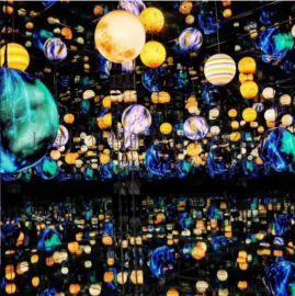 LED萤火虫灯草坪互动花海满天星萤火虫灯定制直销
