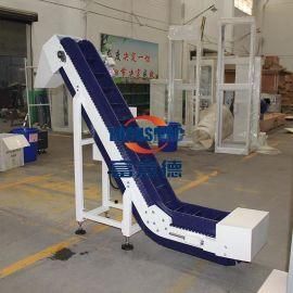 防静电皮带输送机不锈钢机身工作台加厚钢板
